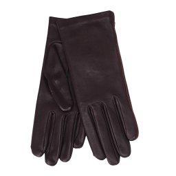 Перчатки  NEW_KATE/S темно-фиолетовый AGNELLE