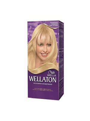 Блондирование для волос WELLATON. Цвет: фиолетовый