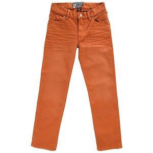 Джинсы узкие детские DC Slim Colour Ginger Bread Shoes. Цвет: коричневый