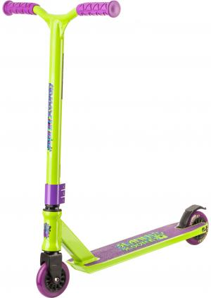 SL0505 Tantrum IV Green/Purple Slamm