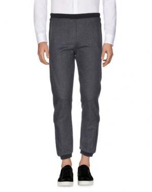 Повседневные брюки 2XH BROTHERS. Цвет: свинцово-серый