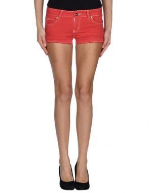 Повседневные шорты MAGILLA. Цвет: красный