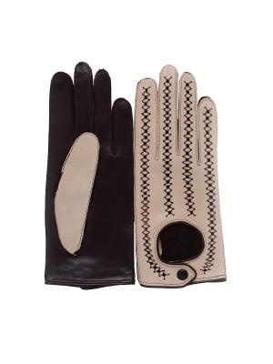 Перчатки PerstGloves. Цвет: темно-бежевый