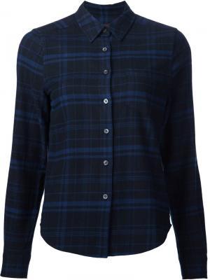 Рубашка  by Kate Moss Equipment. Цвет: синий