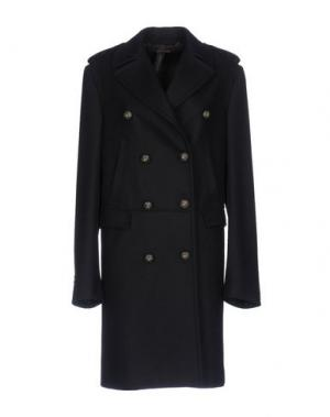 Пальто MESSAGERIE. Цвет: черный