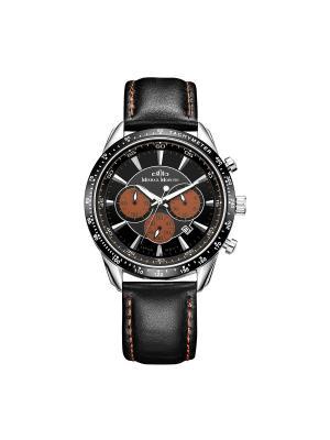 Часы Mikhail Moskvin. Цвет: коричневый, серебристый, черный