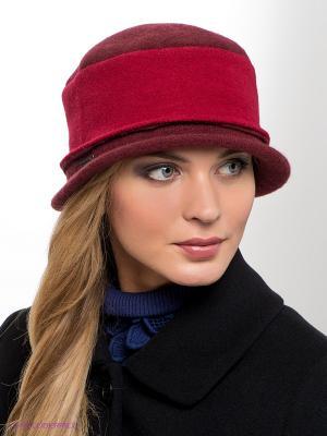 Шляпа SEEBERGER. Цвет: темно-бордовый, темно-красный