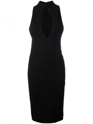 Платье Maret Solace. Цвет: чёрный