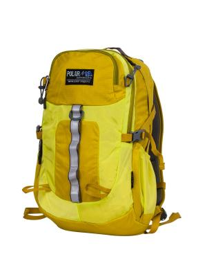 Рюкзак Polar. Цвет: желтый
