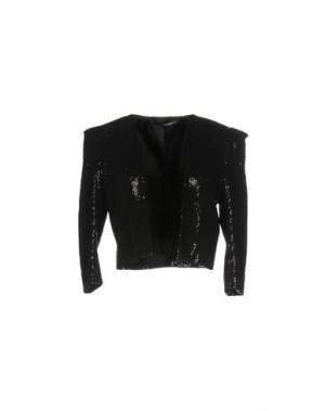 Пиджак ANNARITA N.. Цвет: черный