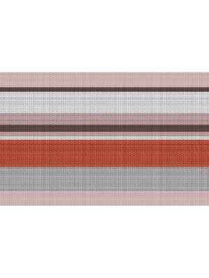 Плейсмат с принтом, набор 4 шт. ПВХ Dorothy's Нome. Цвет: сиреневый, красный, серый