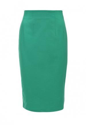 Юбка adL. Цвет: зеленый