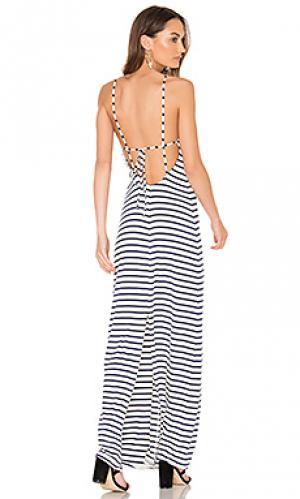 Платье orora Rachel Pally. Цвет: белый