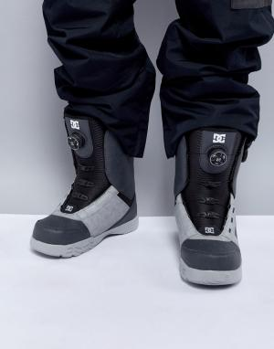 DC Shoes Сноубордические ботинки с двузонной застежкой Boa от. Цвет: серый