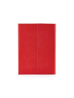 Ежедневник с магнитным клапаном, а5 waltz, (красный) Bruno Visconti. Цвет: красный