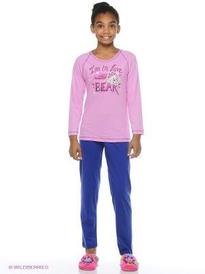 Комплект одежды Vienetta Secret. Цвет: розовый
