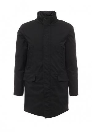 Куртка утепленная Lab. Pal Zileri. Цвет: черный