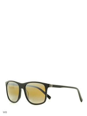Солнцезащитные очки VL 1518 0001 SKILYNX Vuarnet. Цвет: черный