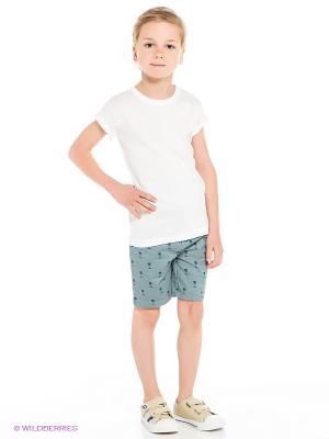 Шорты Harris Walkshort Boy BILLABONG. Цвет: серо-голубой