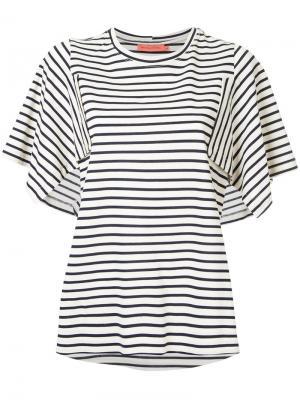 Nautical Allusions T-shirt Manning Cartell. Цвет: белый