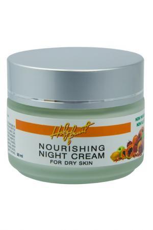 Ночной крем для сухой кожи HOLY FRUIT. Цвет: мультицвет