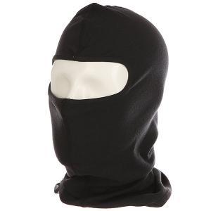 Балаклава  Ninja Face Black Airblaster. Цвет: черный,коричневый,зеленый