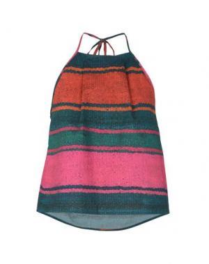 Пляжное платье ÁGUA DE COCO por LIANA THOMAZ. Цвет: фуксия