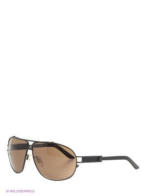 Солнцезащитные очки SY 565 02 Sisley. Цвет: черный