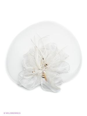 Заколка Lastoria. Цвет: белый