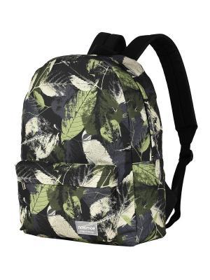 Рюкзак NOSIMOE. Цвет: серый, бежевый, зеленый
