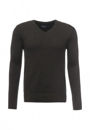 Пуловер Frank NY. Цвет: хаки