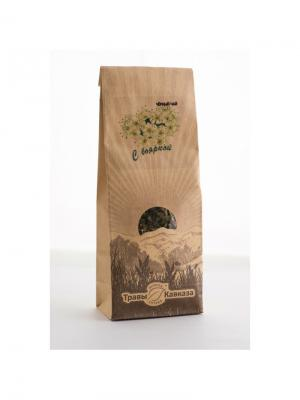 Чай черный с бояркой Травы Кавказа. Цвет: бежевый
