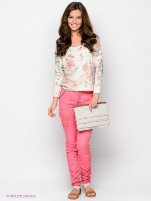 Джинсы Cream. Цвет: розовый