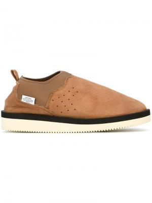 Ботинки Ron Mid VM Suicoke. Цвет: коричневый