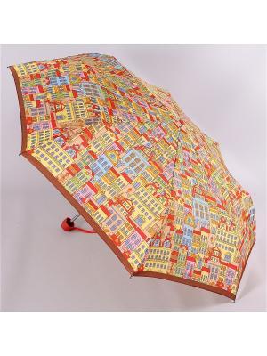 Зонт Airton. Цвет: горчичный