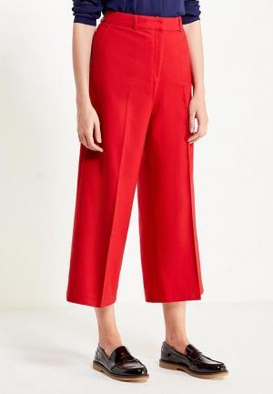 Брюки Pepe Jeans. Цвет: красный