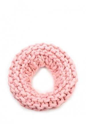 Снуд Kawaii Factory. Цвет: розовый