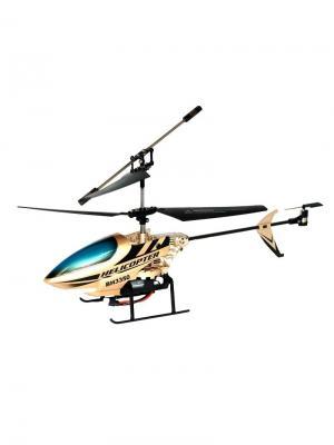 Вертолет радиоуправляемый Жаворонок, Бежевый ВластелиНебес. Цвет: бежевый