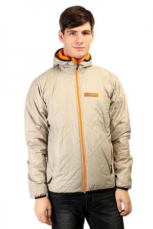 Куртка  Gear Polar Shift Grey/Orange Trew. Цвет: серый,оранжевый