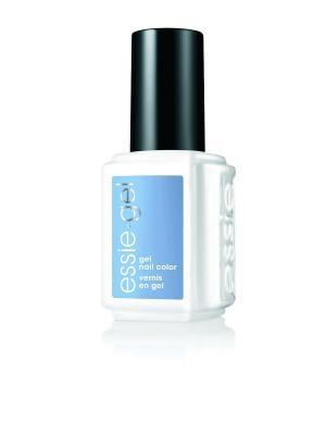 Гель-лак 5007 Знойный Suggestive & sultry Essie Professional. Цвет: светло-голубой