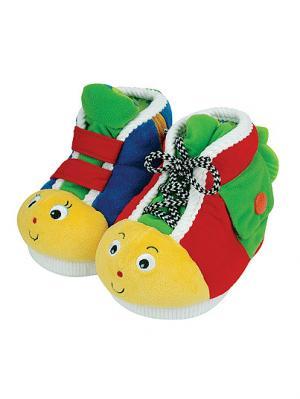 Обучающие ботинки K'S Kids. Цвет: желтый, синий, зеленый, красный