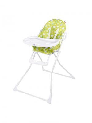 Стульчик для кормления Sweet Baby Simple Green. Цвет: салатовый