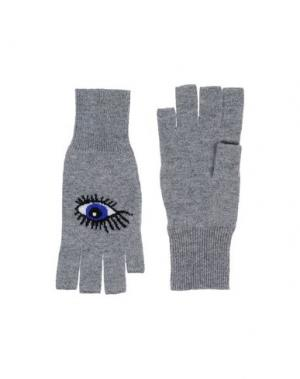 Перчатки AUTUMN CASHMERE. Цвет: серый