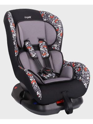 Детское автомобильное кресло НАУТИЛУС  коллекция ART SIGER. Цвет: серый