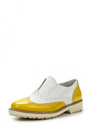 Ботинки Keddo. Цвет: разноцветный