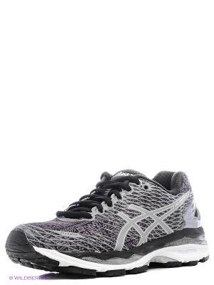 Спортивная обувь GEL-NIMBUS 18 LITE-SHOW ASICS. Цвет: черный, серый