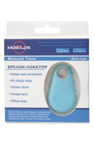 Брелок-локатор Bluetooth MOBYLOS. Цвет: синий