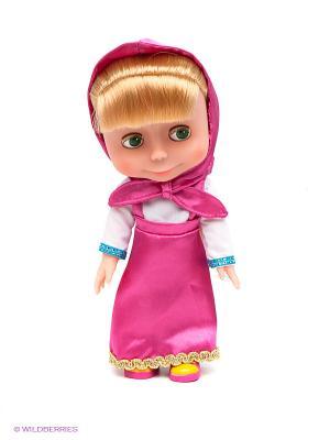 Кукла Маша Карапуз. Цвет: бежевый, розовый