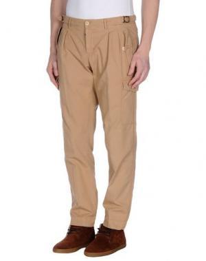 Повседневные брюки COAST WEBER & AHAUS. Цвет: песочный