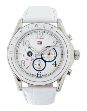 Наручные часы TOMMY HILFIGER. Цвет: белый